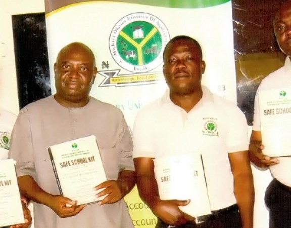 Managing-Director-and-Senior-Staff-of-MOUAU-MFB-Ltd-with-Coordinator-Exam-Ethics-Marshals-